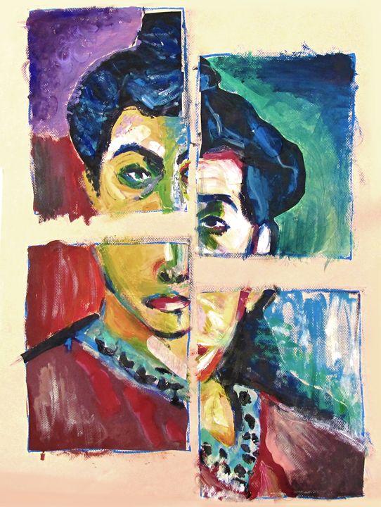 Henri Matisse Inspo - Art by Emily Toney