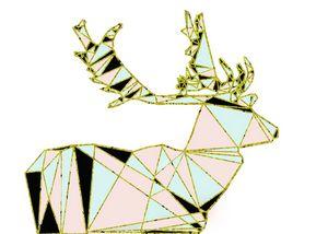 Nordic deer