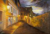 Street of oldPrague