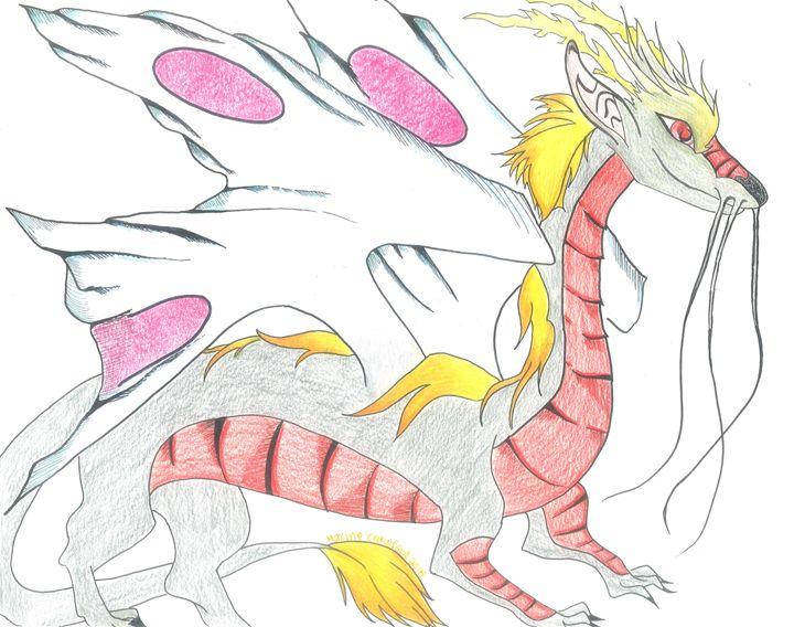 Dragon - Maxine Crawford