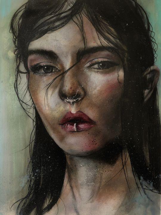 Arturian Girl - MD ART GALLERY
