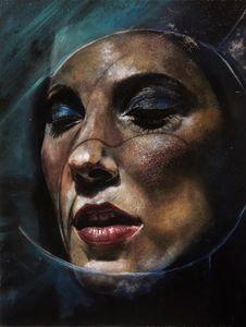 Mask Off (Breathe) - MD ART GALLERY
