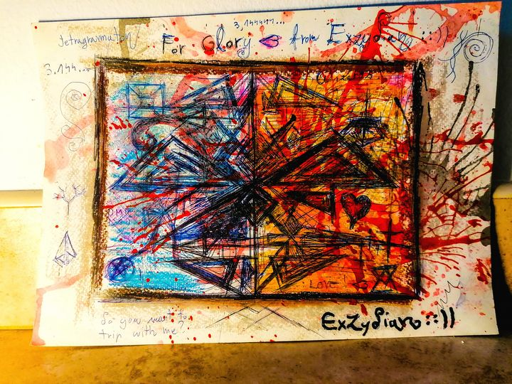 Glory Exzydian_Zydian - Exzydian Zydianish Collection XXX1
