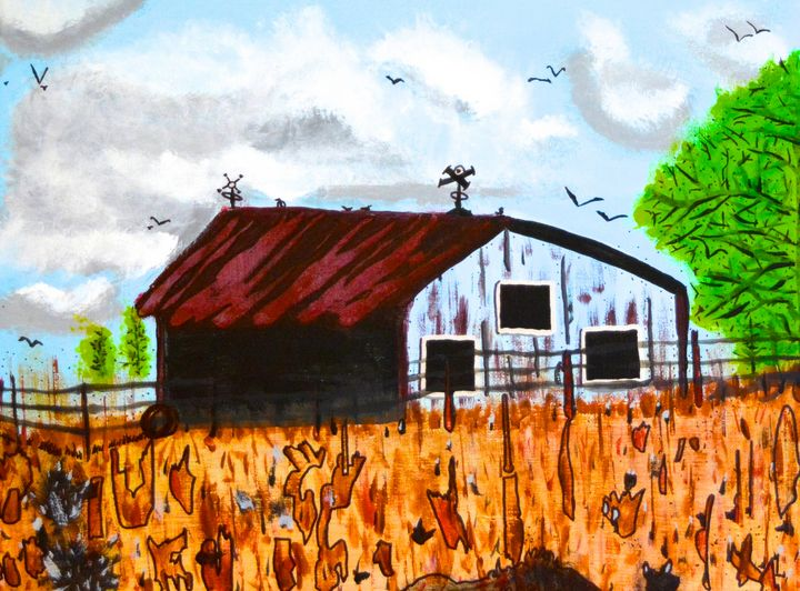 Down on the Farm - Out-There Art