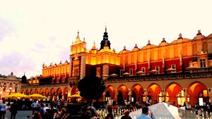 Sukiennice - Krakow (The Cloth Hall)