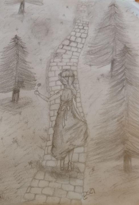 The path - Danielle