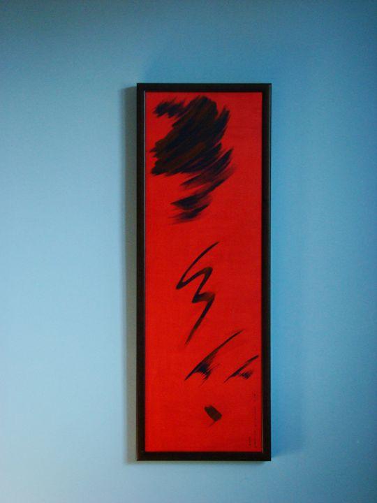 Chinese red - Gabriela