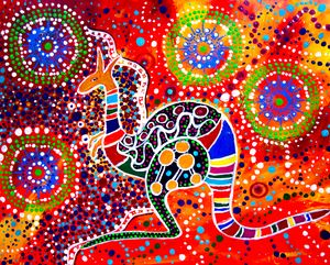Bora the Kangaroo 3 - Cynthia Farr BARUNGGUM