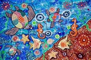 THE BARRIER REEF DREAMTIME