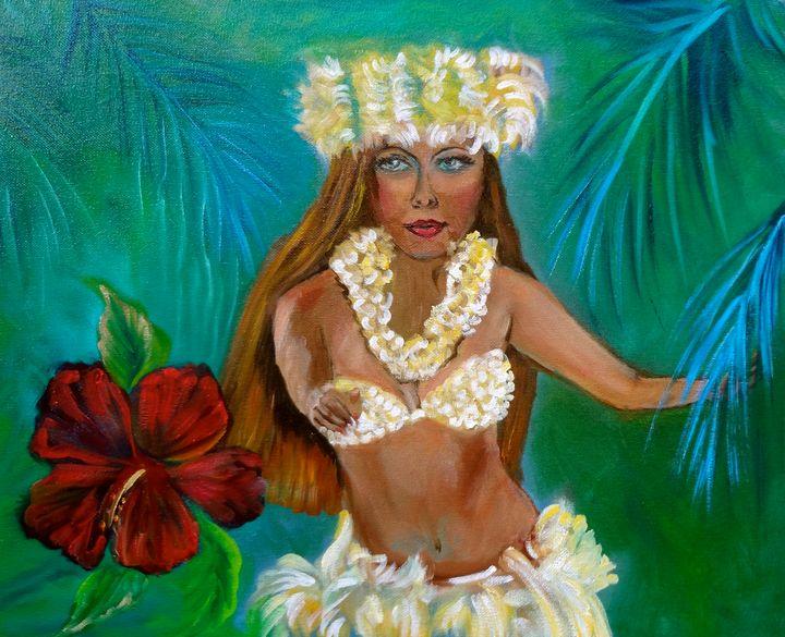 Hula Dance 1 - Jennylee