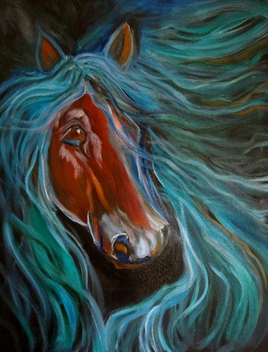 Gypsy Horse - Jennylee