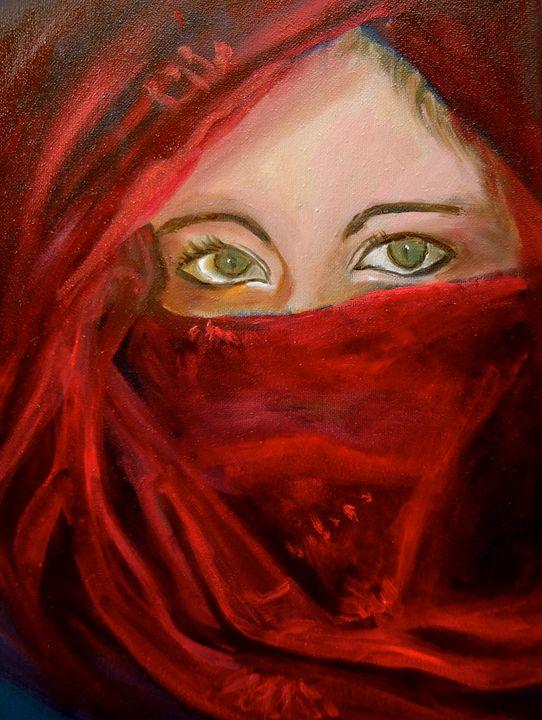 Mysterious Lady - Jennylee