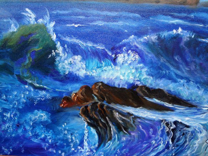 Ocean Deep Waters - Jennylee