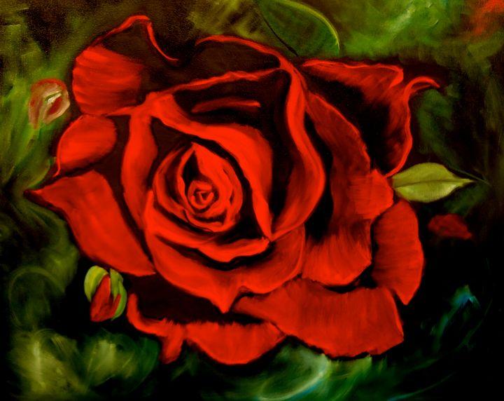 Red Rose - Jennylee