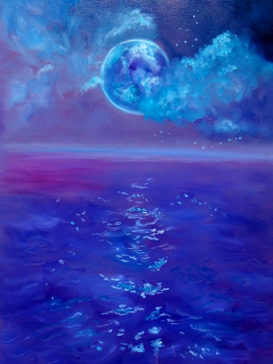 Moon Over the Hawaii - Jennylee