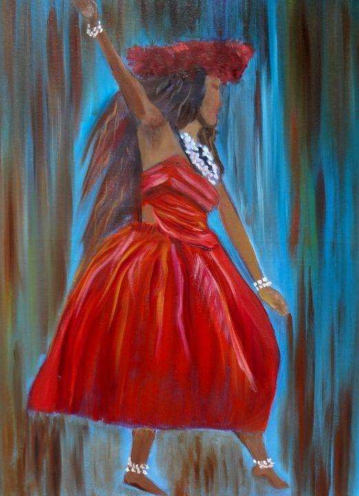Red Hula - Jennylee