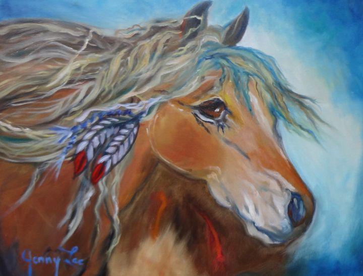 War Pony - Jennylee