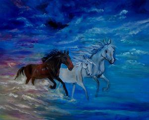 Wild Horses - Jennylee