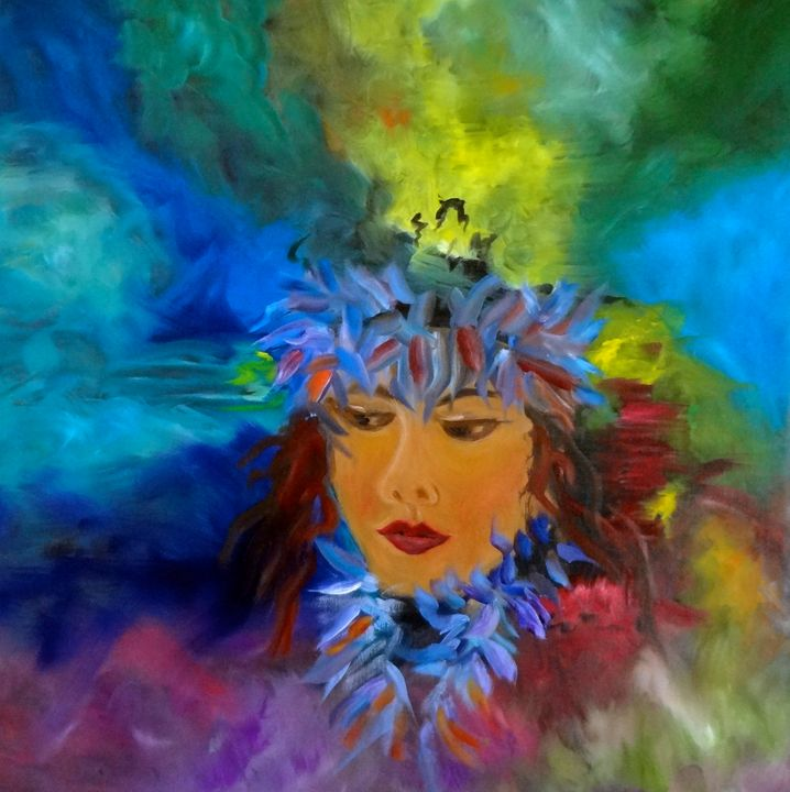 Aloha Hula Two - Jennylee
