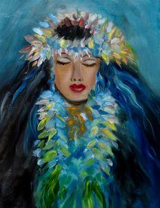 Aloha Haku Lei - Jennylee