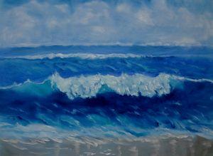 Sand and Sea  2