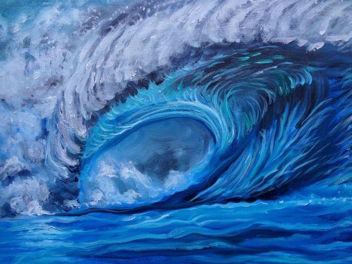North Shore Wave - Jennylee