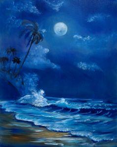 Serenity Moonscape