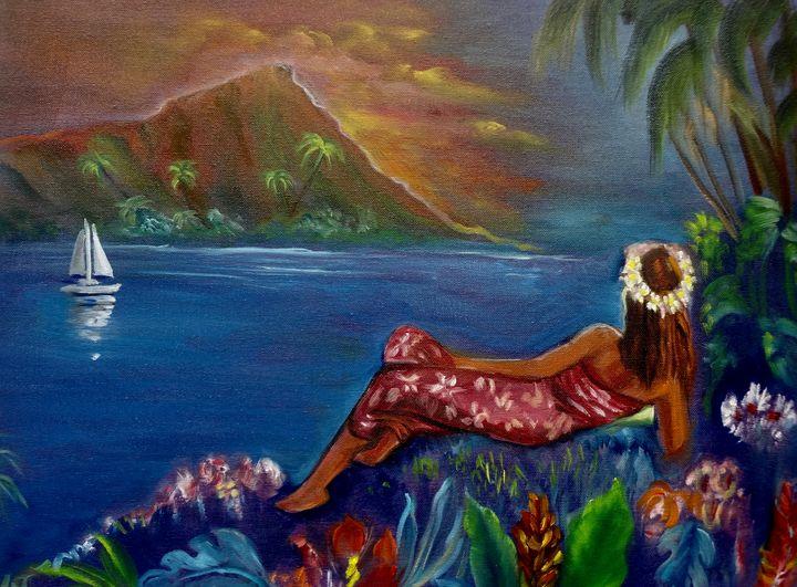 Tropical Dream - Jennylee