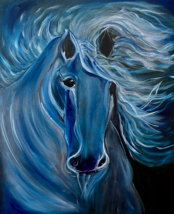 Wild blue - Jennylee