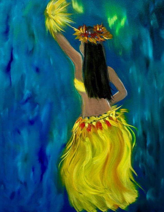 Hula Grass Skirt - Jennylee