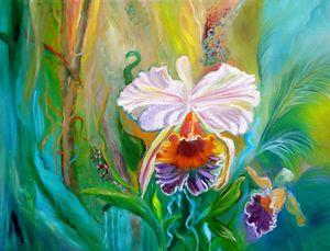 Jungle Orchid