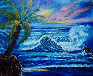 Hawaiian Coastline - Jennylee