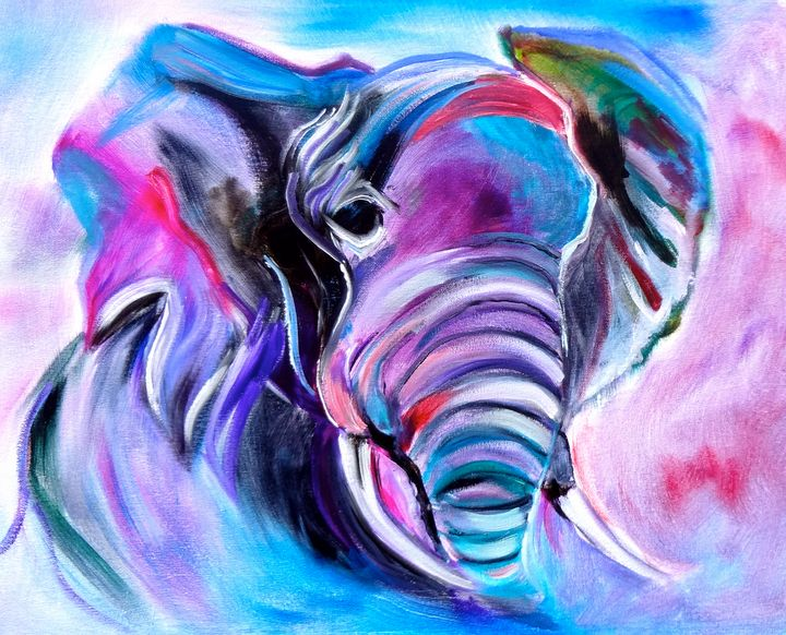 Pink Elephant - Jennylee