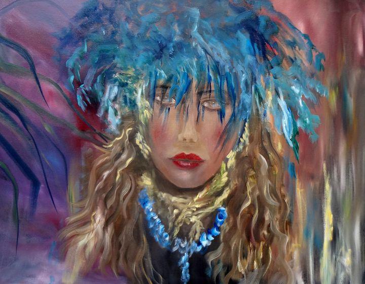 Abstract Hula - Jennylee