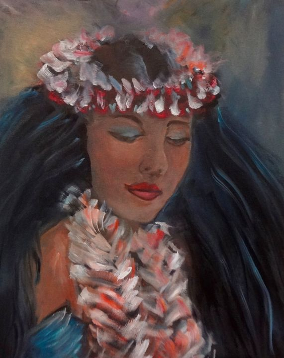 Hula Dance IV - Jennylee