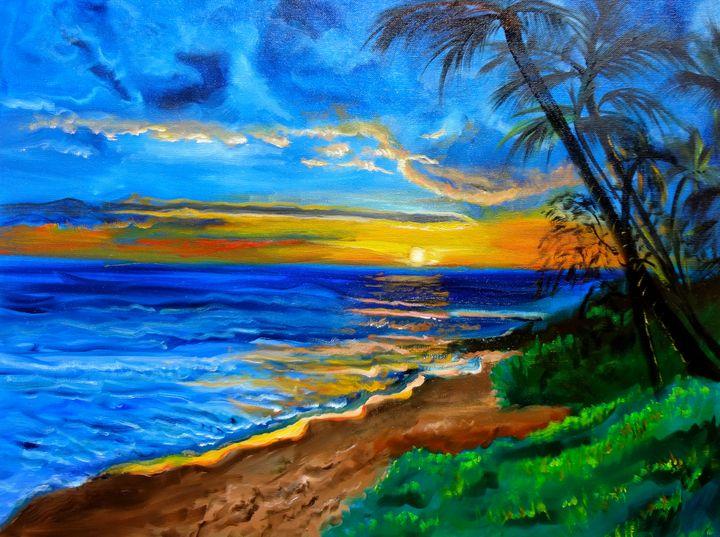 Maui Tropical Sunset - Jennylee