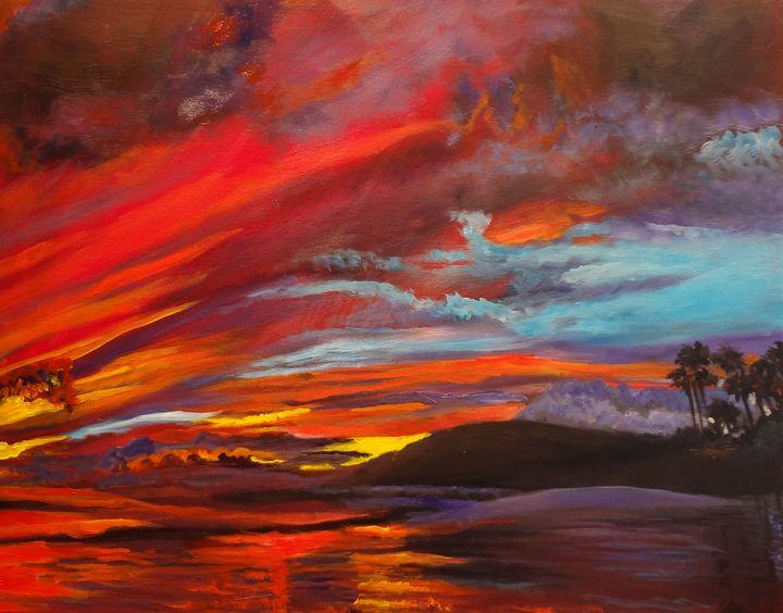 Red Sunset - Jennylee