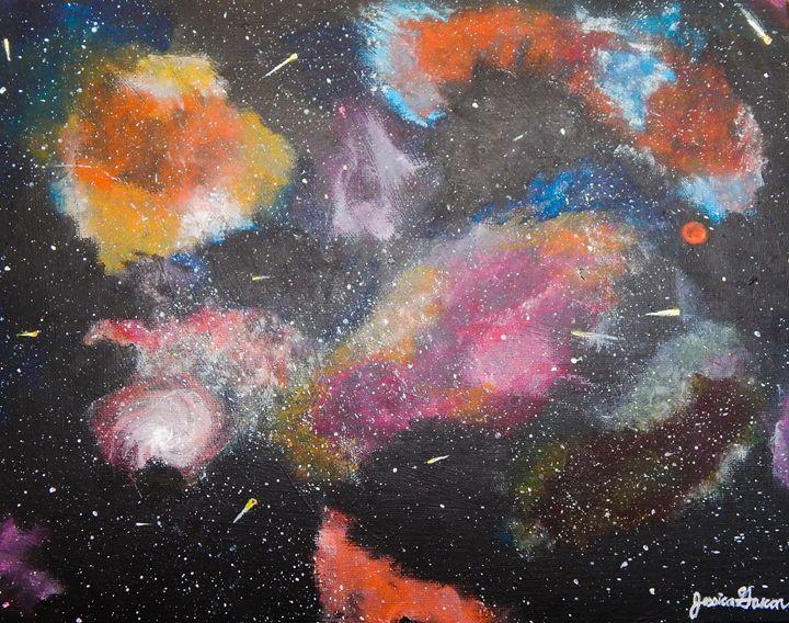 Galaxy - Jessica Gascon
