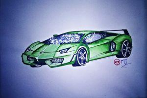 Lamborghini - Mj
