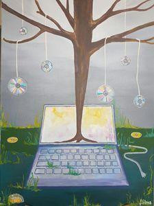 Technology vs nature