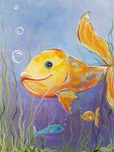 Fish cohesion