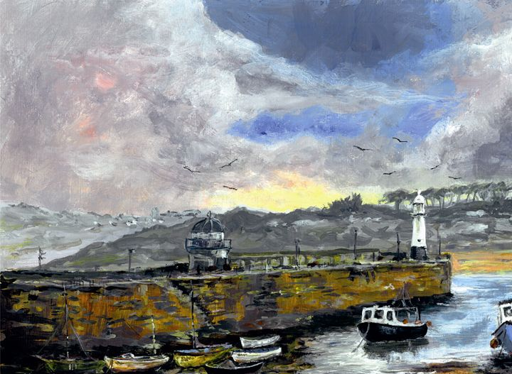 St Ives - Phil Willetts
