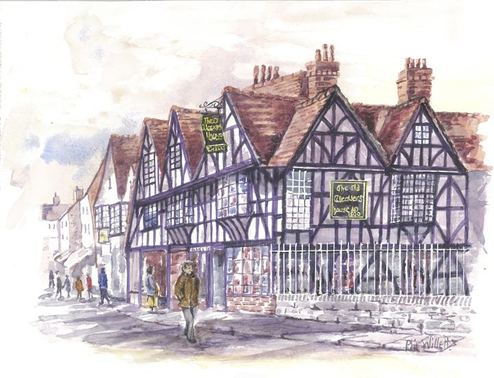 Weavers House Canterbury - Phil Willetts
