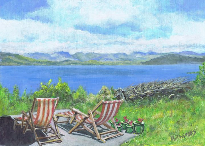 The Deck Chair View - Phil Willetts
