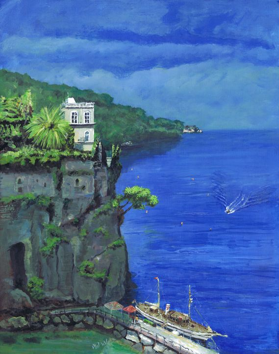 Sorrento Italy - Phil Willetts