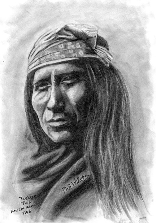 an Apache man - Phil Willetts
