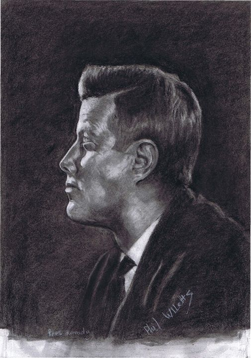 President John F Kennedy - Phil Willetts