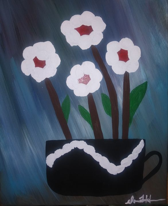 White - Dawn Haschalk