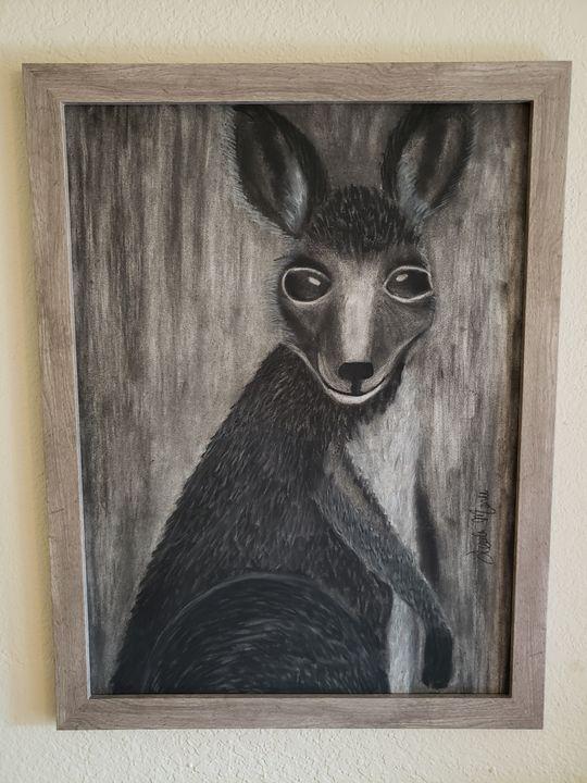 Kangaroo - Leala Marie Art