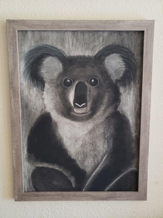Koala Bear - Leala Marie Art
